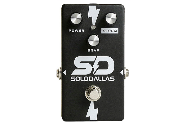 Solo Dallas Storm pedal AC/DC in Stock Now